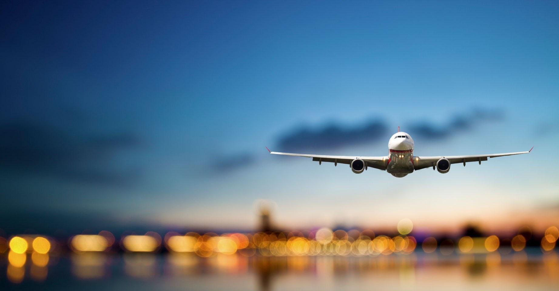 Passagens aereas de madrugada