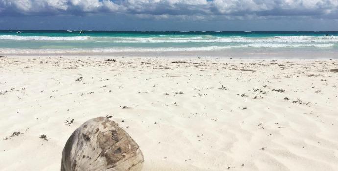 Playa Paraiso no México