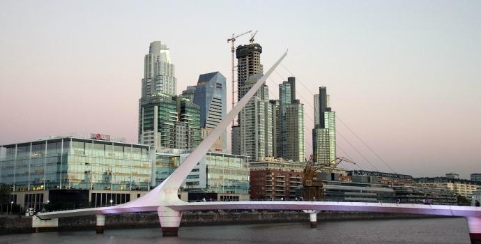 Ponte da mulher - Buenos Aires