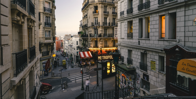 Bairro de Montmartre