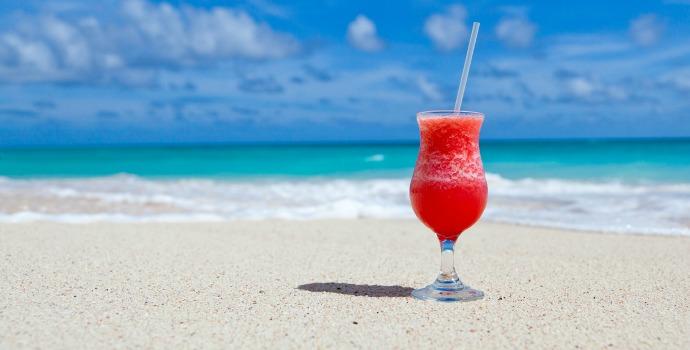 Drink na praia