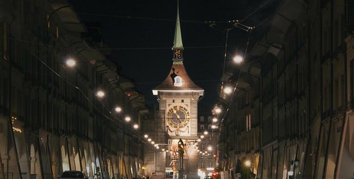 Torre do Relógio de Berna