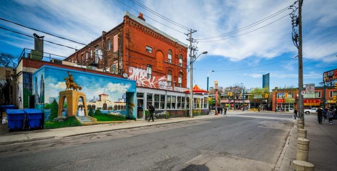 Rua de Toronto