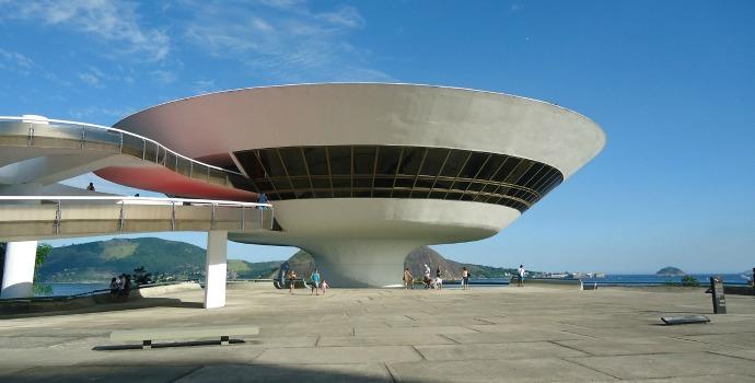 MAC, em Niterói