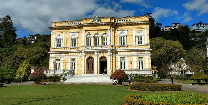 Museu em Petrópolis