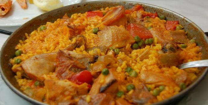 gastronomia de Barcelona