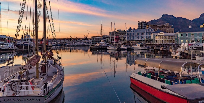 Victoria & Albert Waterfront (V&A Waterfront)