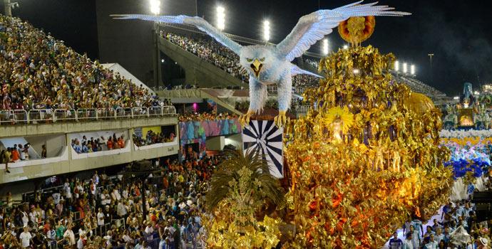 Desfile da Portela na Sapucaí