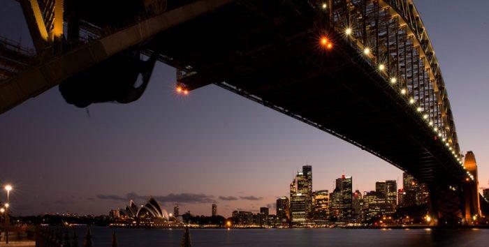 Foto da Austrália