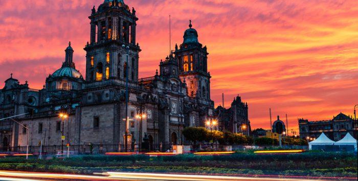Foto do México