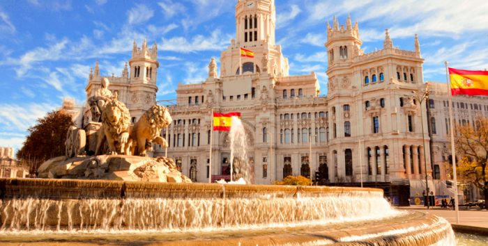 Foto da Espanha