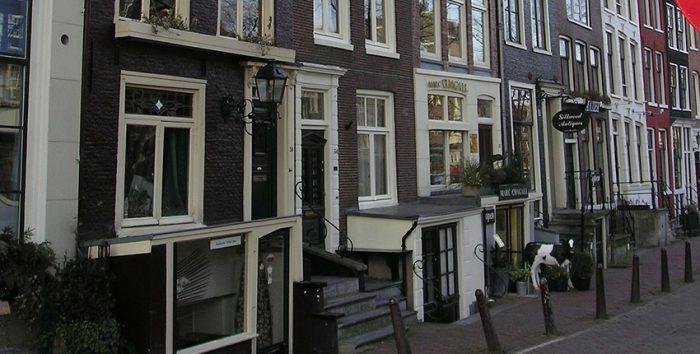 Foto do Museu de Anne Frank