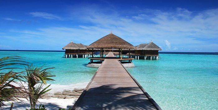 Foto das Maldivas