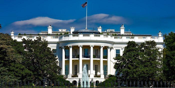 Casa Branca, nos EUA