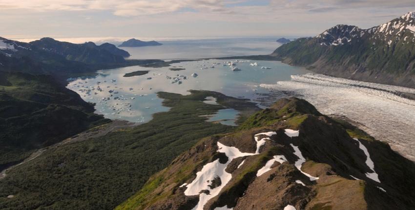 Kenai Fjords, no Alasca