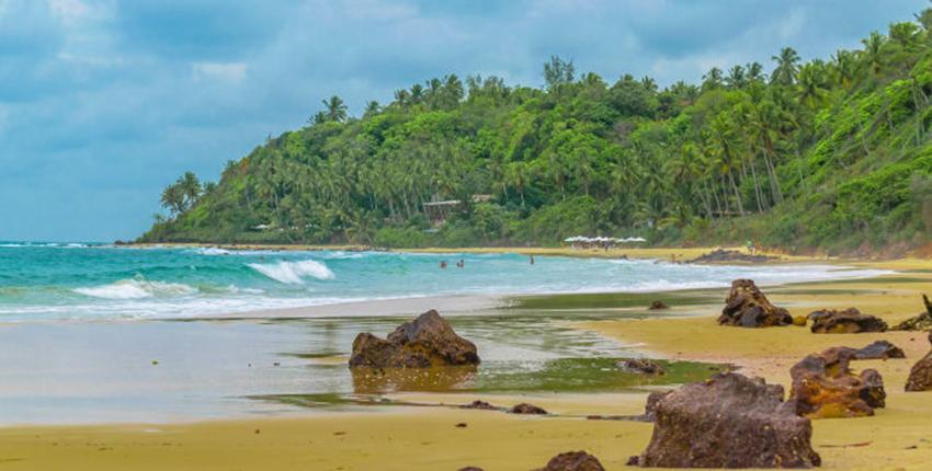 Foto da Praia de Tibau do Sul