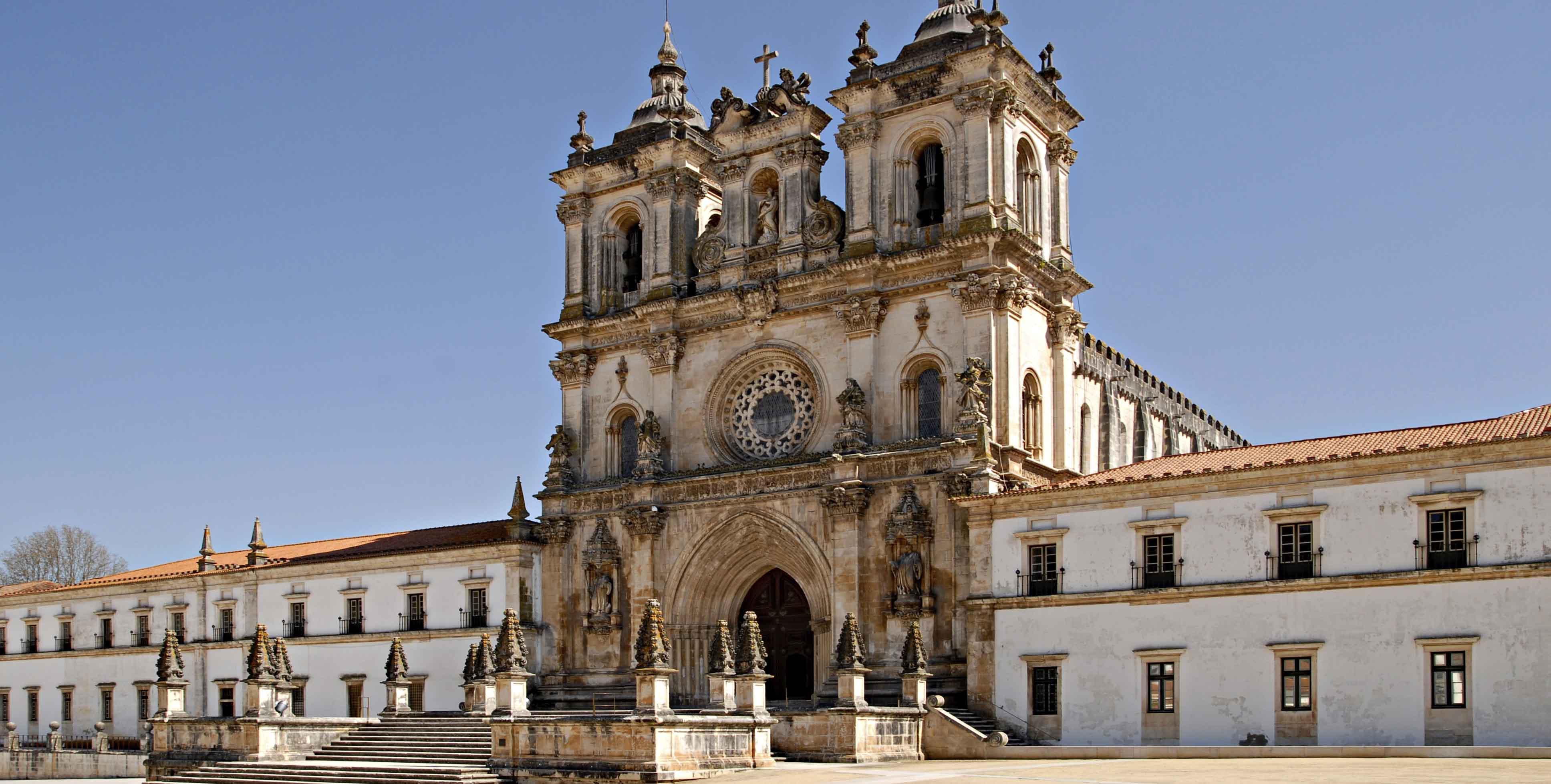 Foto Mosteiro de Alcobaça