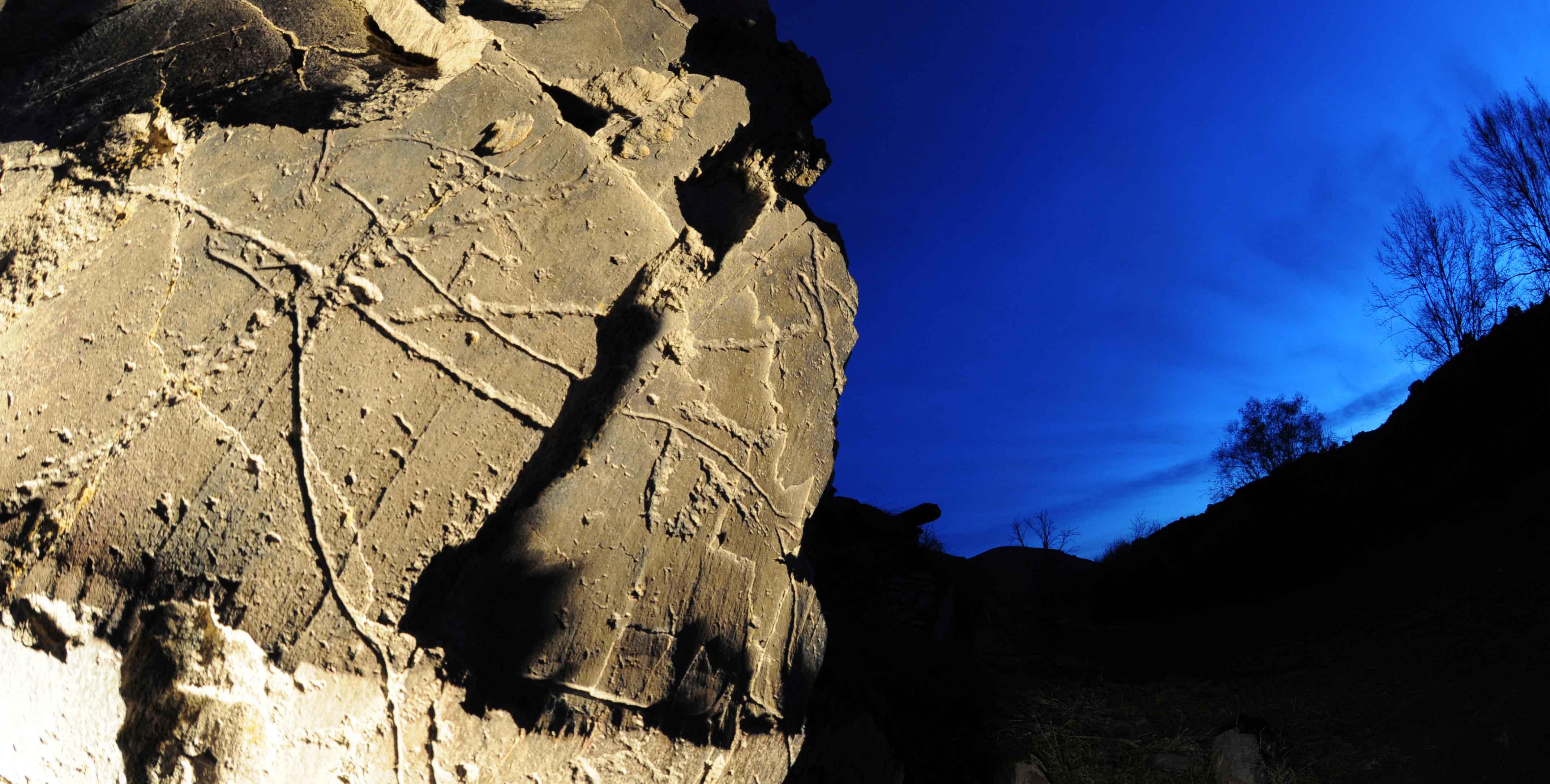 Gravuras rupestres do Vale do Côa